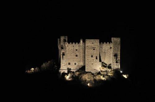 Châtillon - Il castello di Ussel