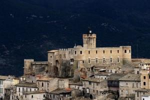 Castello Piccolomini a Capestrano
