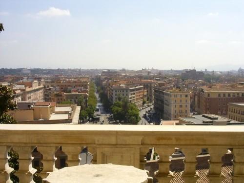 Roma - Un caffè a Roma