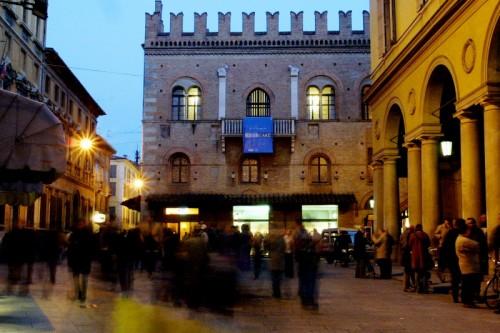 Reggio Emilia -  piazza del Monte