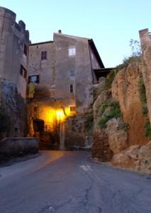 Dentro il borgo di Ceri
