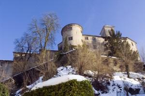 Il castello di Morsasco.