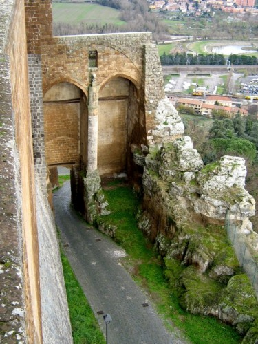 Orvieto - Porta d' ingresso