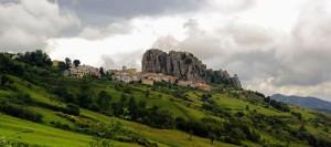 imminente temporale a Pizzoferrato