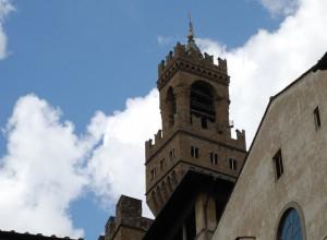 Palazzo Vecchio e la sua torre…….. d'Arnolfo.