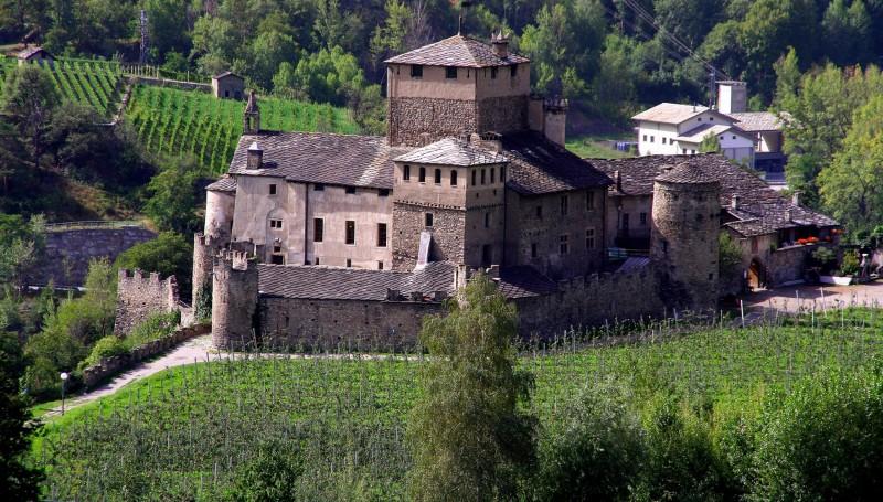 ''Castello di Sarriod de la Tour'' - Saint-Nicolas