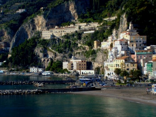 Amalfi - La regina della costa