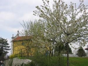 Azzate, Vegonno - la chiesetta di San Giorgio