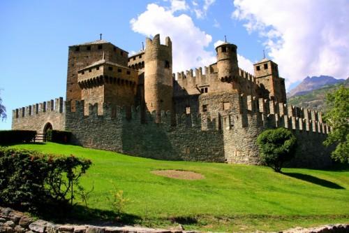 Fénis - castello di Fenis