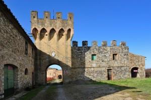 Il Borgo fortificato di Salci di Città della Pieve