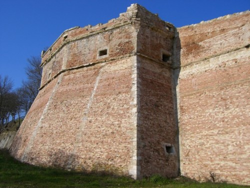Poggibonsi - Fortezza di Poggio Imperiale.