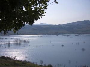 Lago di campolattaro