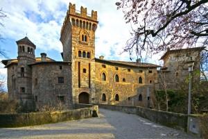 Castello di Marne - residenza di campagna fam. Colleoni