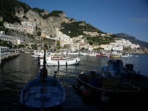 Uno dei posti più belli del mondo:Amalfi