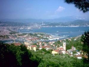 La Spezia …il golfo.