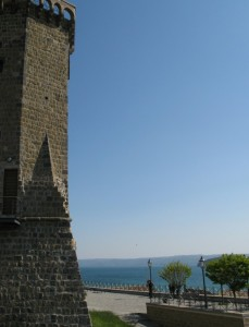 Dalla torre ottogonale