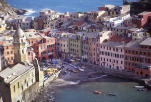 Vernazza arrivando da Monterosso al mare