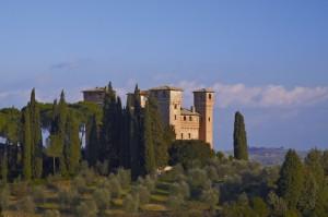 Castello delle quattro torri