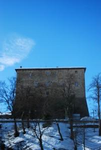 castello/casaforte di borgomale