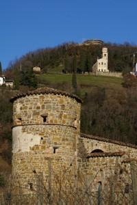 Cormons e la sua torre trecentesca