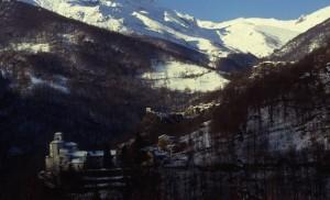 borgata di Coazze, Val Sangone