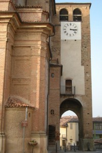 la torre di Novello
