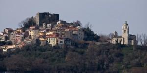 Il Castello Sovrasta Trebiano