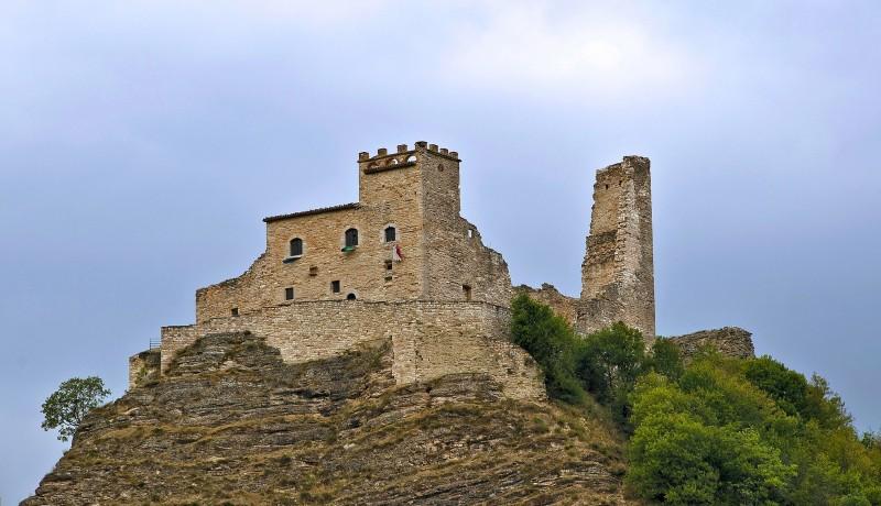 ''La Rocca Varano'' - Camerino