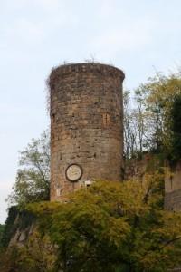 La torre del castello Fieramosca