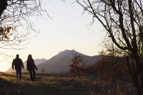 Castelnovo ne' Monti - PANORAMA alle spalle