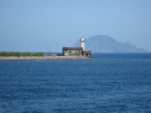 Santa Marina Salina - il faro di Lingua