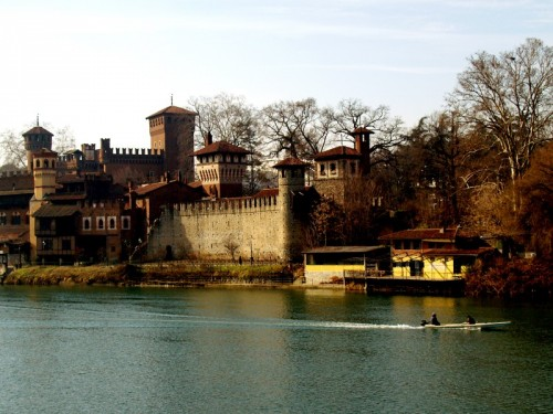 Torino - Un viaggetto sul Po