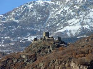 Il castello di Saint Deny e poi…..