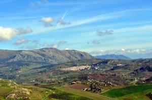Baucina, tra splendide colline!