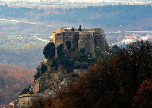 Cerro al Volturno - Castello Pandone I