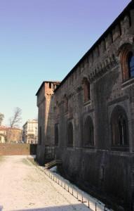 Ultima neve al Castello