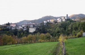 Piccolo borgo medievale