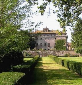 dal giardino all'italiana