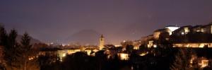 Panorama notturno.