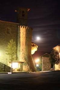 Gaglietole e la luna
