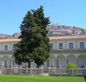 dalla Certosa di san Lorenzo