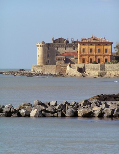 Ladispoli - il castello di Palo 2