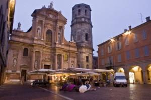 Torre Piazza San prospero
