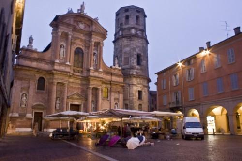 Reggio Emilia - Torre Piazza San prospero