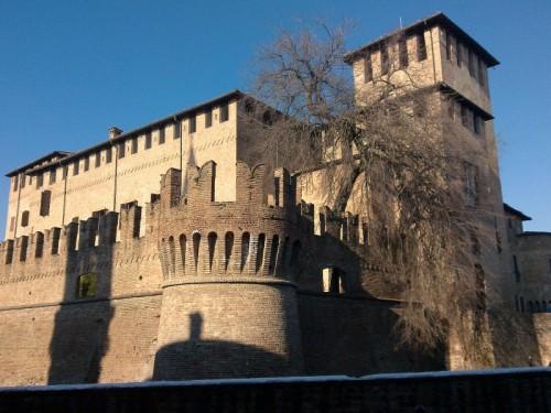 Fontanellato - La Rocca a Fontanellato