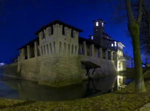Inquietanti presenze attorno al castello di Pagazzano