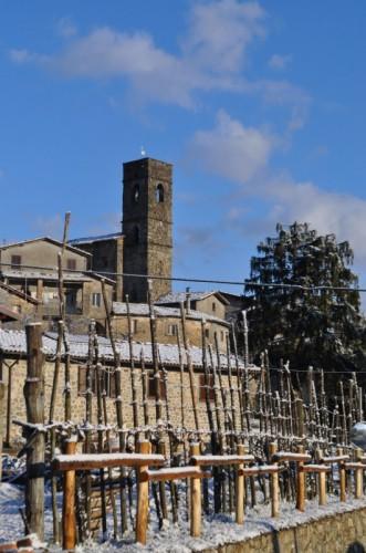 Castelnuovo di Garfagnana - stamani a gragnanella!