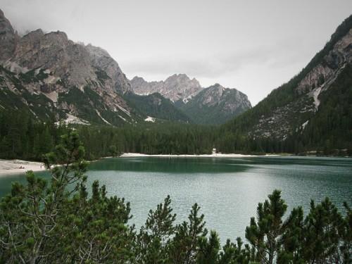 Braies - il verde lago