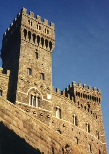 Acquapendente - le torri di Torre Alfina
