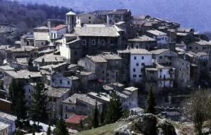 Il comune più alto del Lazio